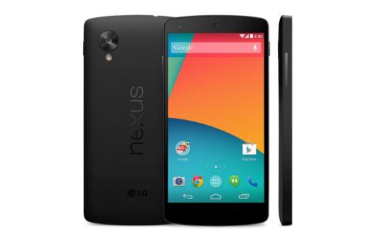 LG Nexus 5 officieel