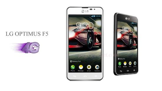 LG Otimus F5