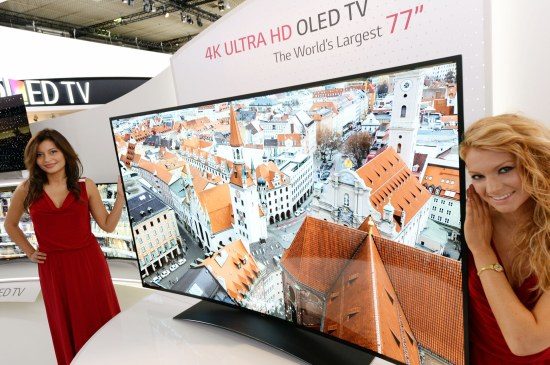 4K ULTRA HD OLED TV