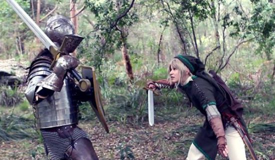 Legend of Zelda Hylian Heroics