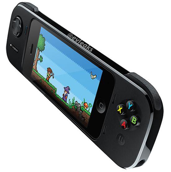 Logitech iPhone controller