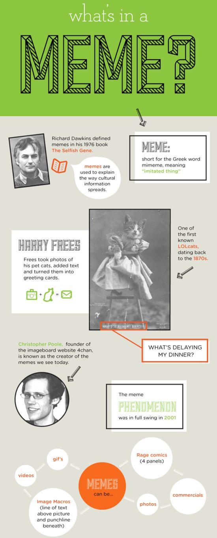 Meme infographic
