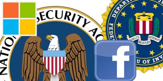 Microsoft en Facebook onthullen verzoeken