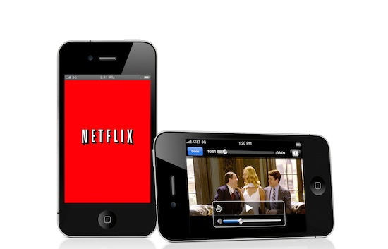 Netflix brengt HD-kwaliteit naar de iPhone en iPad