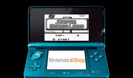 Nintendo eShop Super Mario land