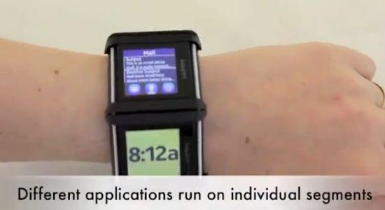 Nokia Facet horloge