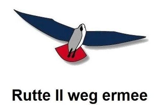 PVV app tegen Rutte