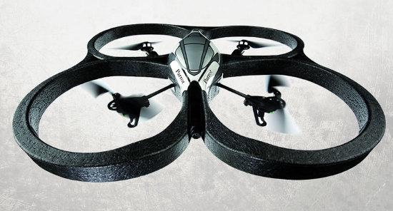 Top 10: Drones die uit de lucht vallen