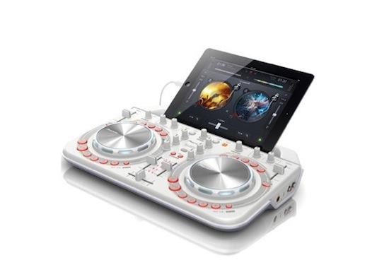 Pioneer komt met DJ-console voor je iPhone & iPad