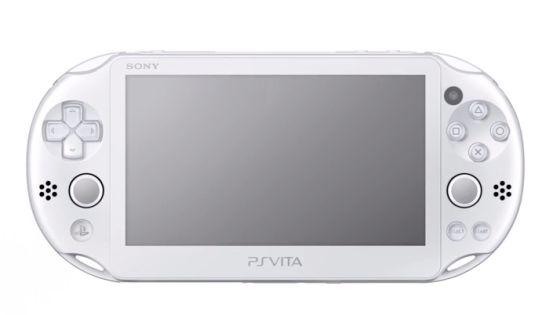 PlayStation Vita 2000 wit
