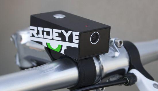 Rideye fiets dashcam