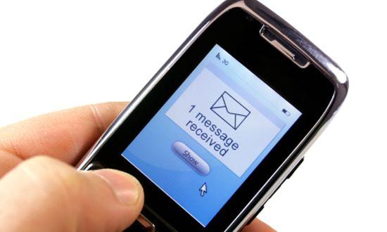 SMS oplichters