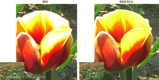 Samsung BSI vs ISOCELL
