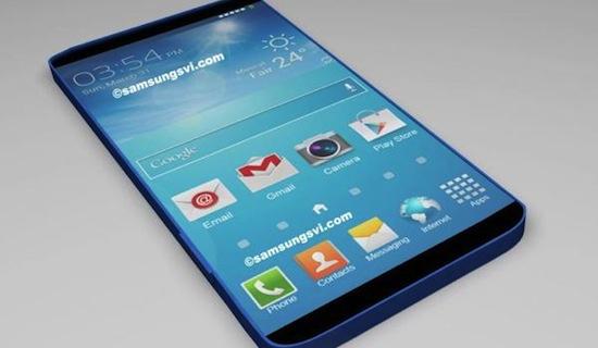 Samsung Galaxy F - impressie