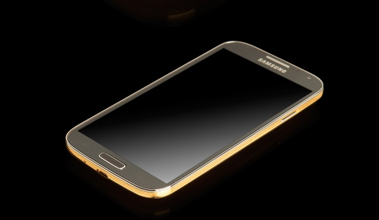 Samsung Galaxy S4 Goldgenie
