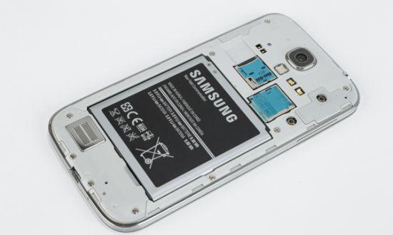 Samsung Galaxy S4 batterijprobleem