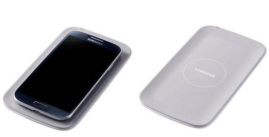 Samsung Galaxy S4 draadloos opladen