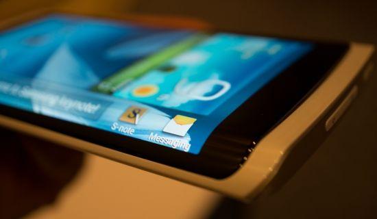Samsung Youm beeldscherm