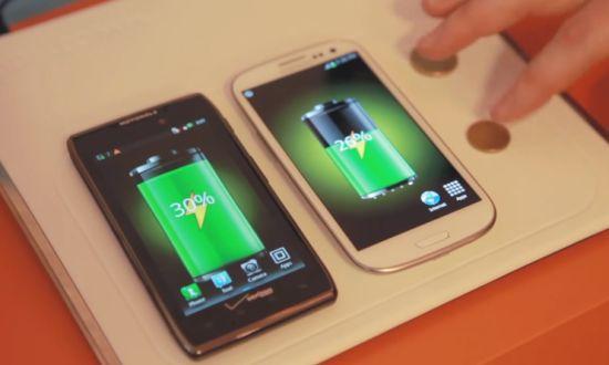 Samsung draadloos opladen met WiPower