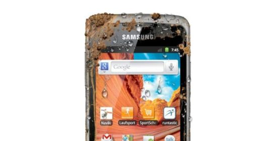 Samsung waterdicht