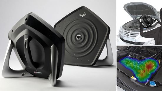SeeSV-205 geluidscamera