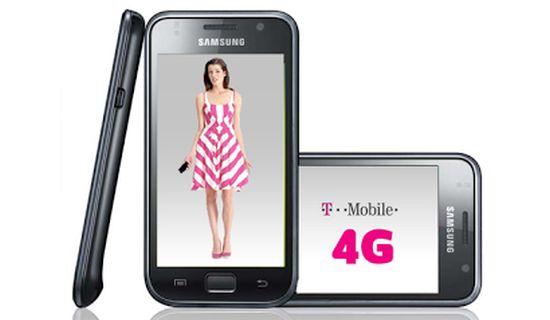 T-Mobile 4G Nederland