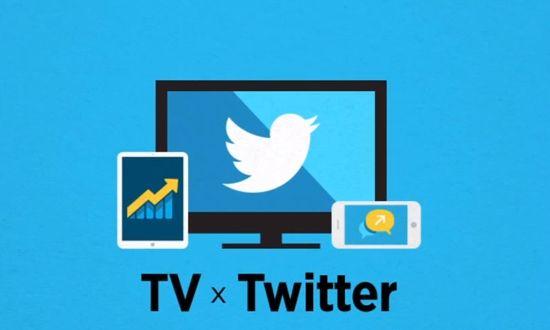 TV x Twitter reclame