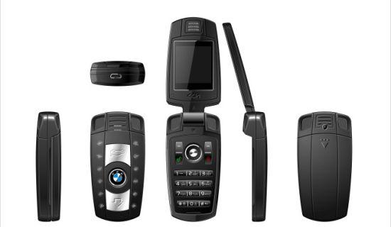 Telefoon autosleutel BMW