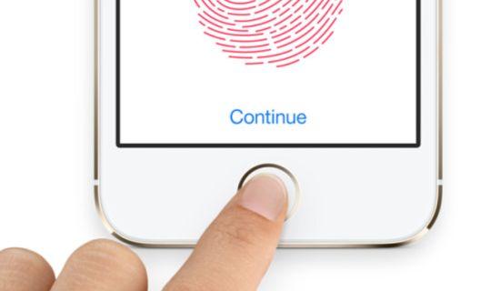 Touch ID hacken