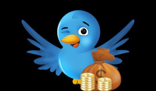 Twitter wil cash