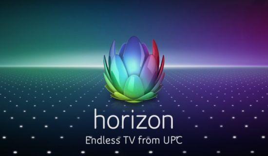 UPC Horizon TV app voor Android