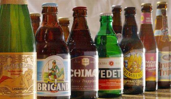 Verschillende biertjes