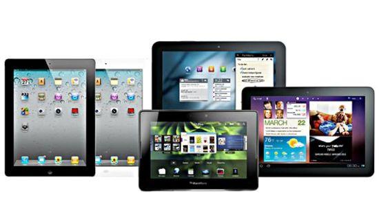 Verschillende tablets