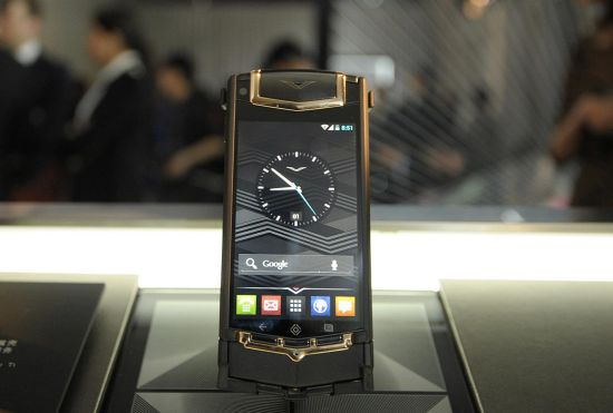 Vertu Constellation 2017 Specifications, Price, Features, Review | 371x550