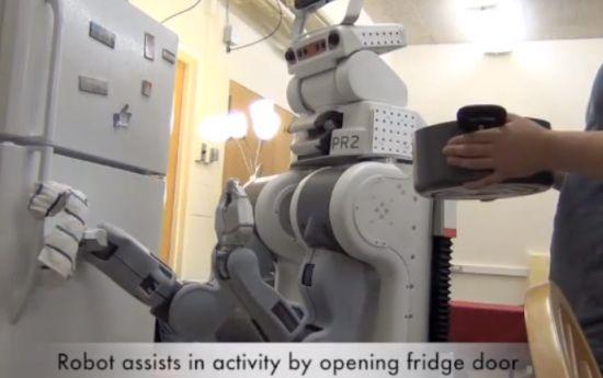 Voorspellende robot