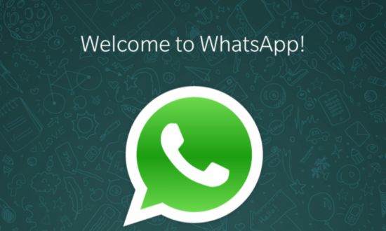 Welcome to WhatsApp