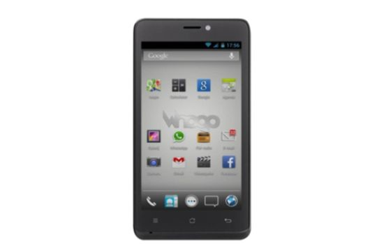 Whoop Echo smartphone HEMA