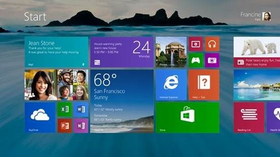 Windows 8.1 downloaden vanaf 18 oktober