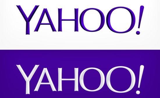 Yahoo! nieuw logo