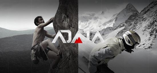 Adaia, voor mensen die bergen op en af gaan