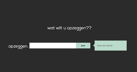 Afmelden.nl: zeg al je abonnementen in een handomdraai op