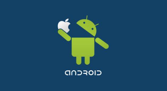 Android blijft groeien