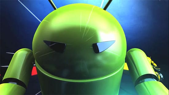 Evil Android is evil