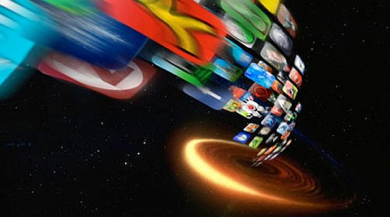 Apps in space