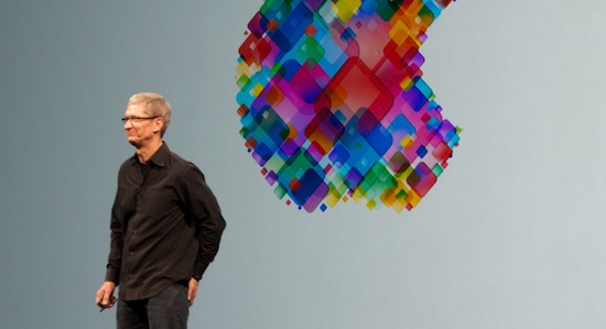 Tim Cook, CEO van Apple