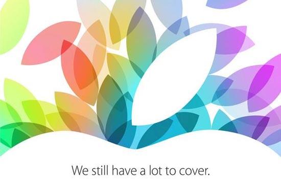 Apple evenement aanstaande