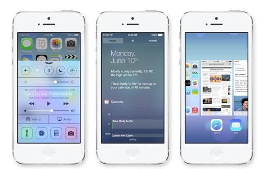 iOS 7 vanaf nu beschikbaar