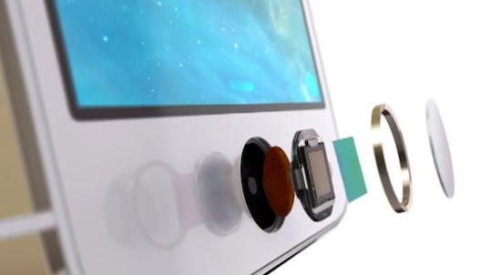 Politie nu al dol op vingerafdrukscanner iPhone 5S