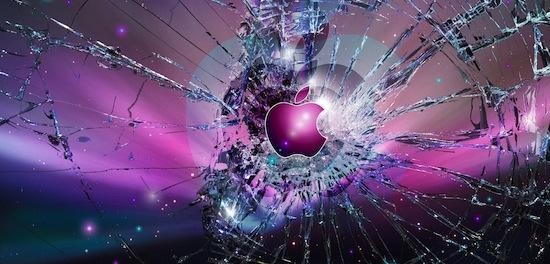 Apple-winkel begint Escort-service