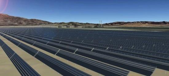 Apple wil het internet op zonne-energie